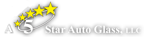 aaa 5 star auto glass llc logo